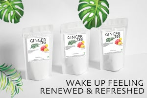 Image of Pure Ginger Tea