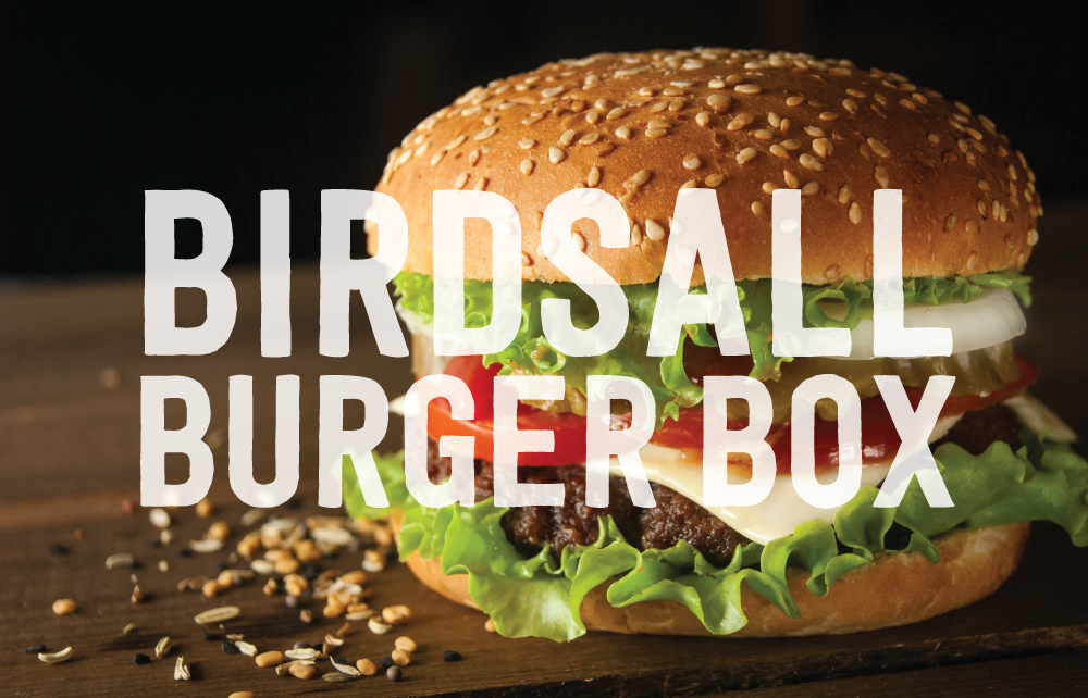 Image of Birdsall Family Burger Box