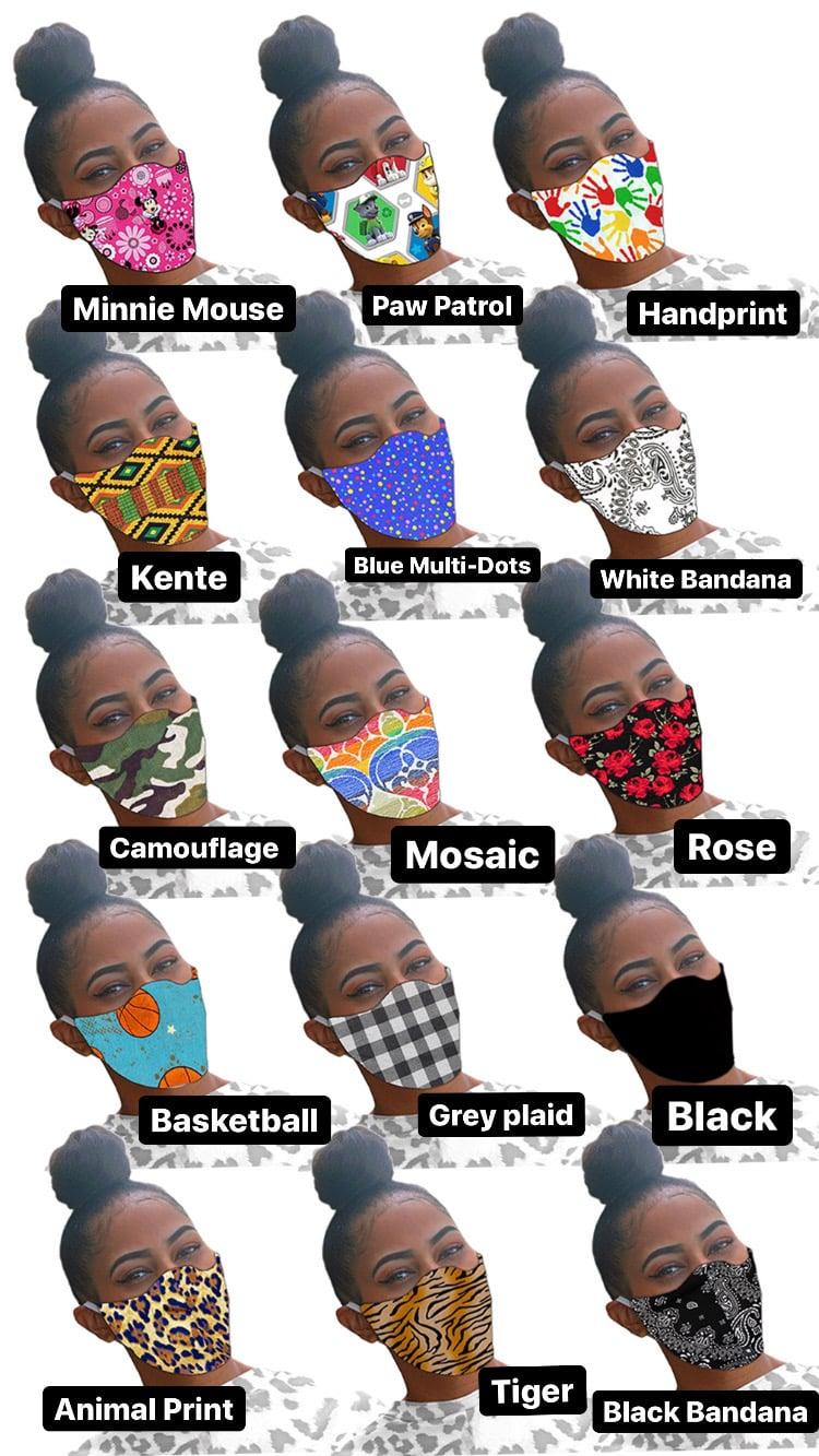 Mask MEDIUM (Adult)