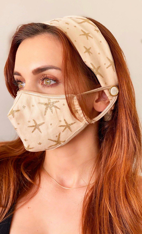 Image of Mask and Headband