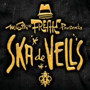 "Image of Mr. Freak Ska ""Ska de Vells"" - LP"