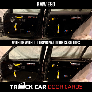 Image of BMW e90 - 4 Door Track Car Door Cards