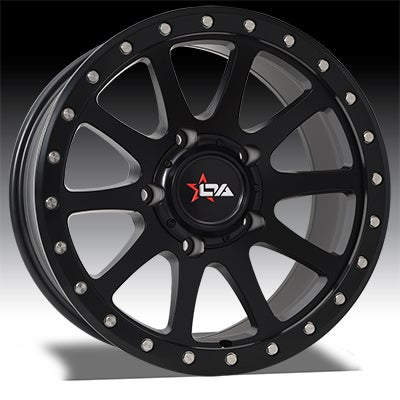 Image of Versus Wheels - GRINDER - SATIN BLACK
