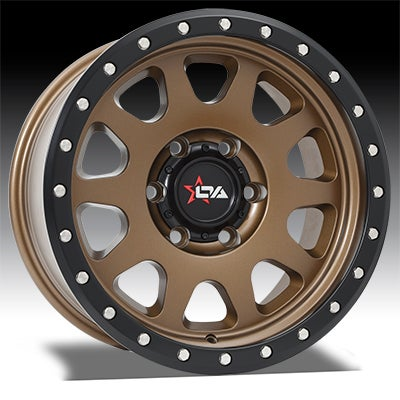 Image of Versus Wheels - CRUSHER - SATIN BRONZE