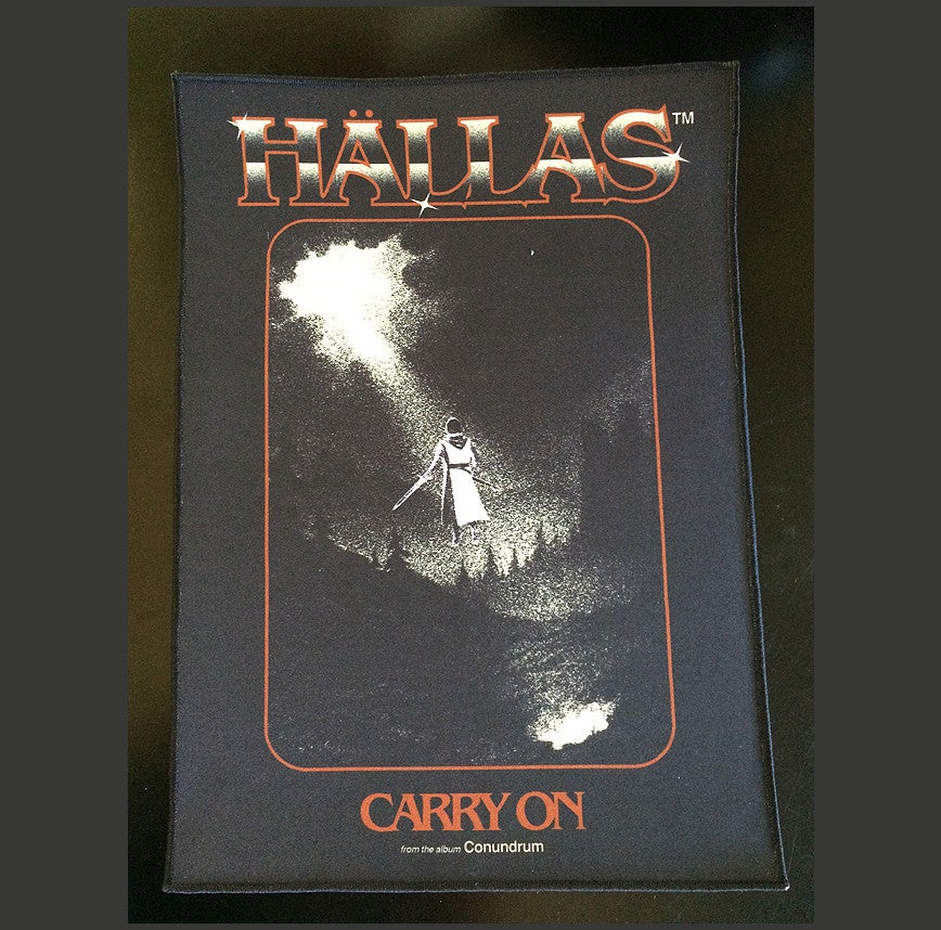CARRY ON BACKPATCH
