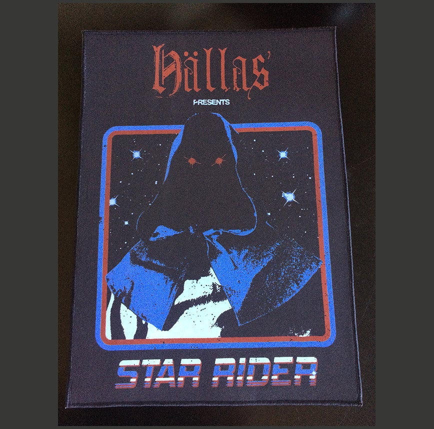 STAR RIDER BACKPATCH