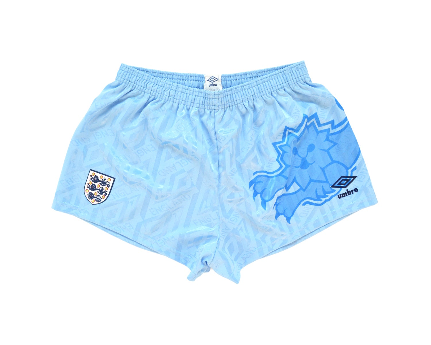 Image of 1992-93 Umbro England Third Shorts (L)