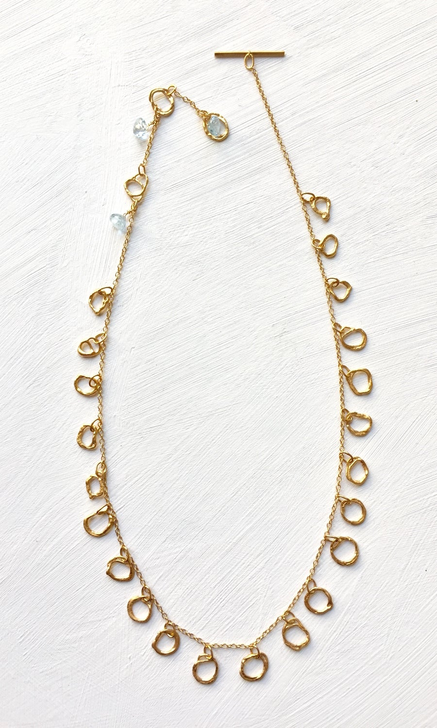 Image of Indian Summer Links Necklace #3