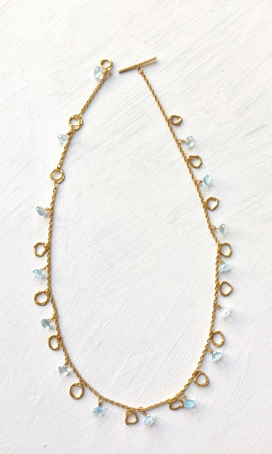 Image of Indian Summer Links Necklace #5
