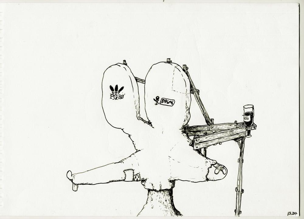 Image of Drawing no. 104