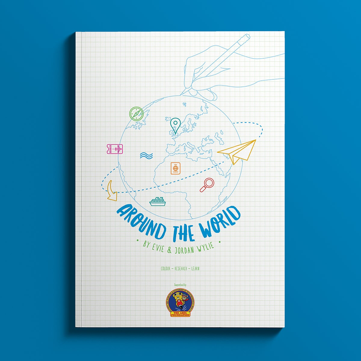 Around The World By Evie & Jordan Wylie