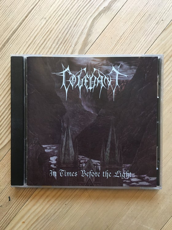 Image of Covenant original first press