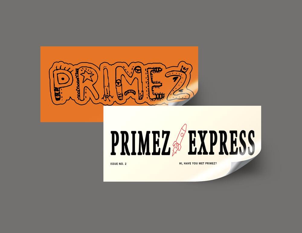 Image of Primez Stickers