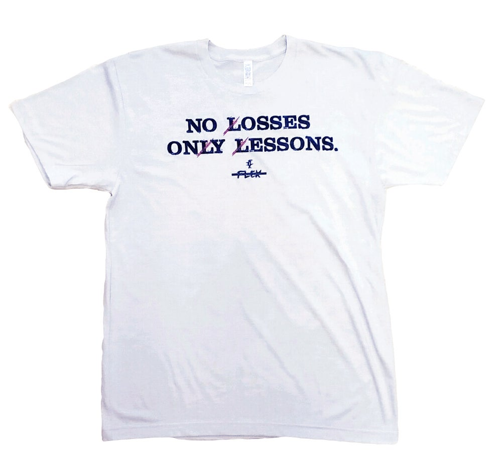 Image of No Losses - White