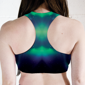 Image of Aurora Racer Back Crop Top