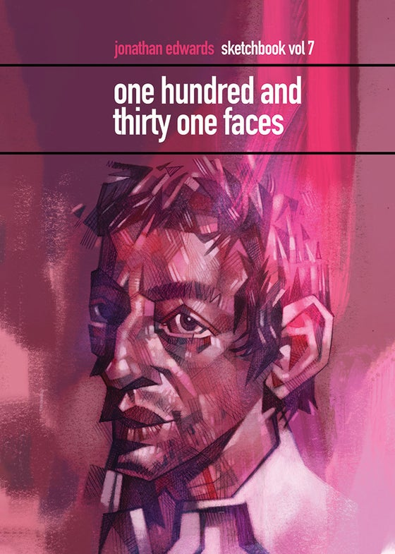 Image of One Hundred and Thirty One Faces book