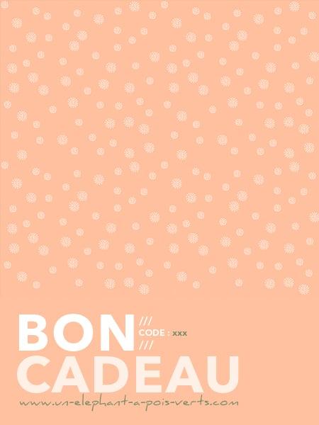 Image of BON CADEAU /// 18 €