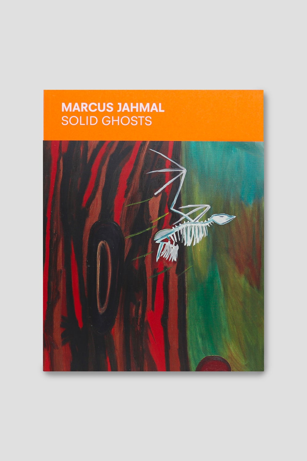 Image of Marcus Jahmal - Solid Ghosts