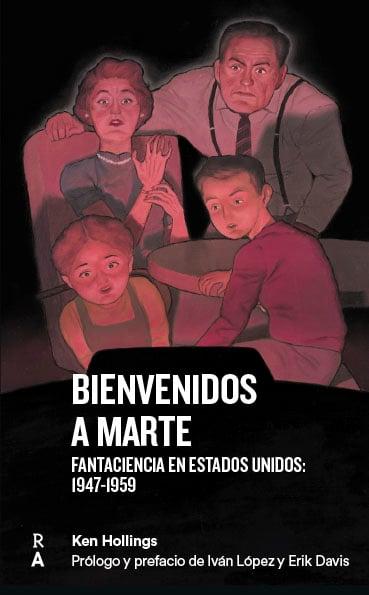 Image of Bienvenidos a Marte