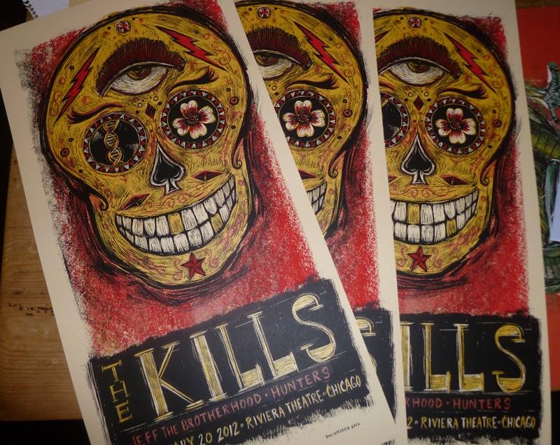 THE KILLS 2012 Riviera Chicago