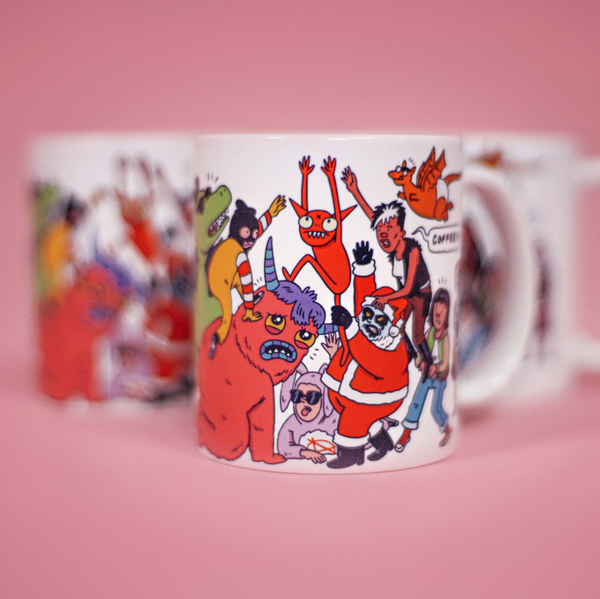 Image of Lost Daze Mug