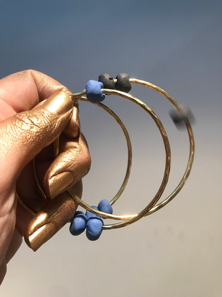 Image of Running in place bangle
