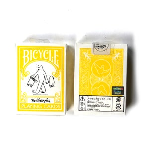 Image of Mark Gonzales Playing Card Set