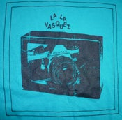 Image of La La Vasquez Camera T-shirt