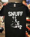 Snuff (Black) 'Scooter' T-shirt