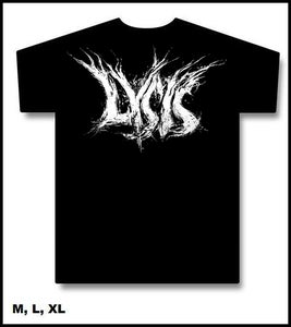 "Image of T-Shirt ""Lysis Logo"""