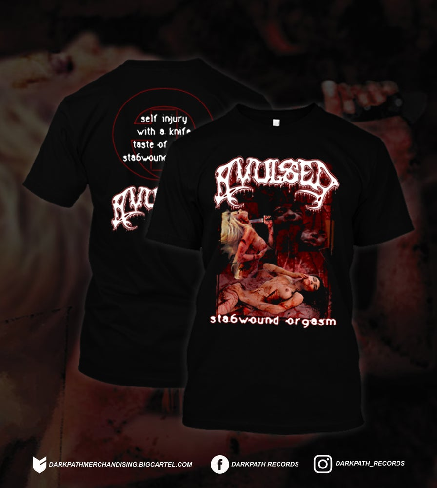 Image of AVULSED - Stabwound Orgasm