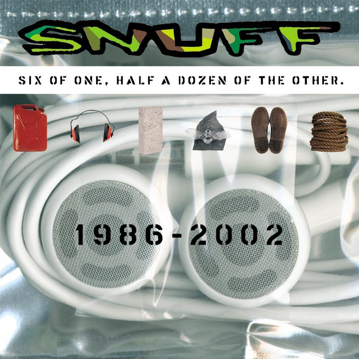 Snuff - Six Of One, Half A Dozen Of The Other. 1986-2002