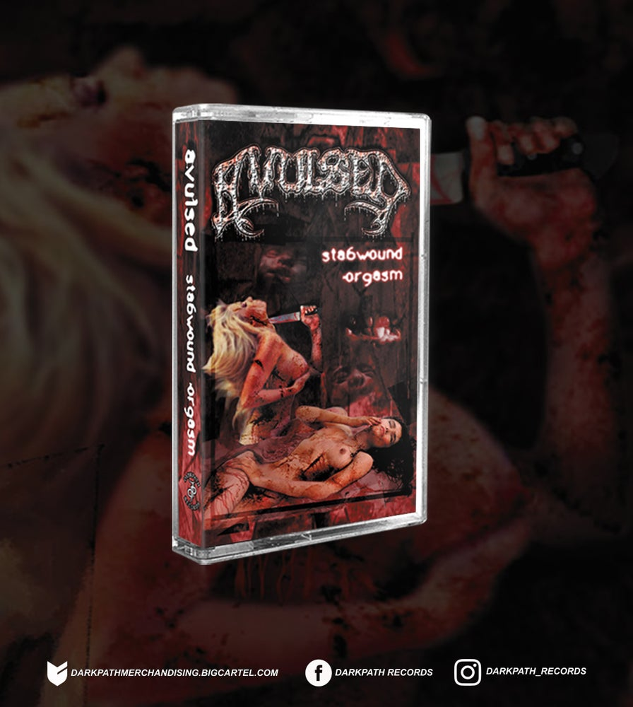 Image of AVULSED - Stabwound Orgasm Tape