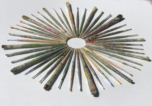 Image of 'Iris' Brushes 3