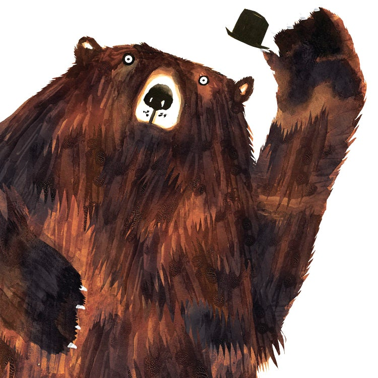Image of Bear Card