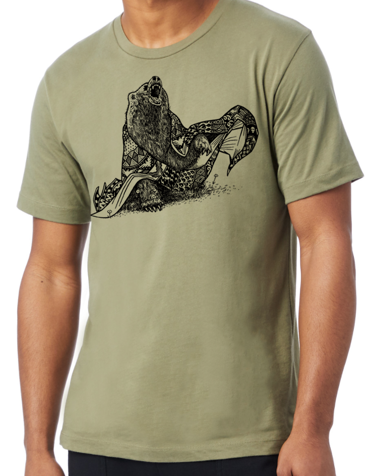 Image of Medicine Bear Tee