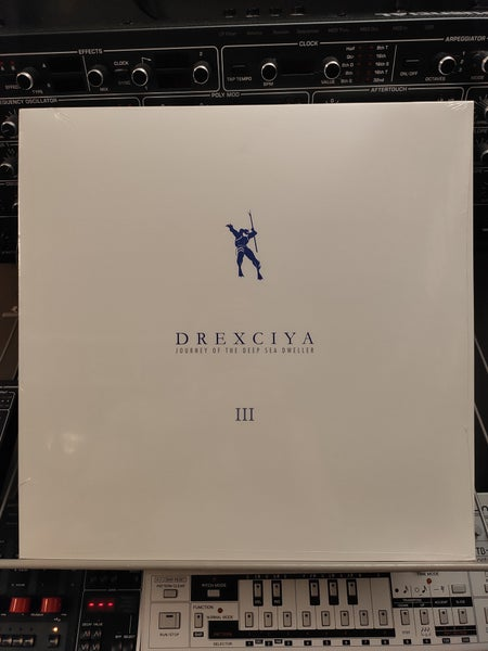 Image of Drexciya ‎– Journey Of The Deep Sea Dweller III