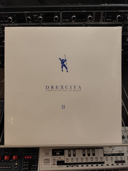 Image of Drexciya ‎– Journey Of The Deep Sea Dweller II