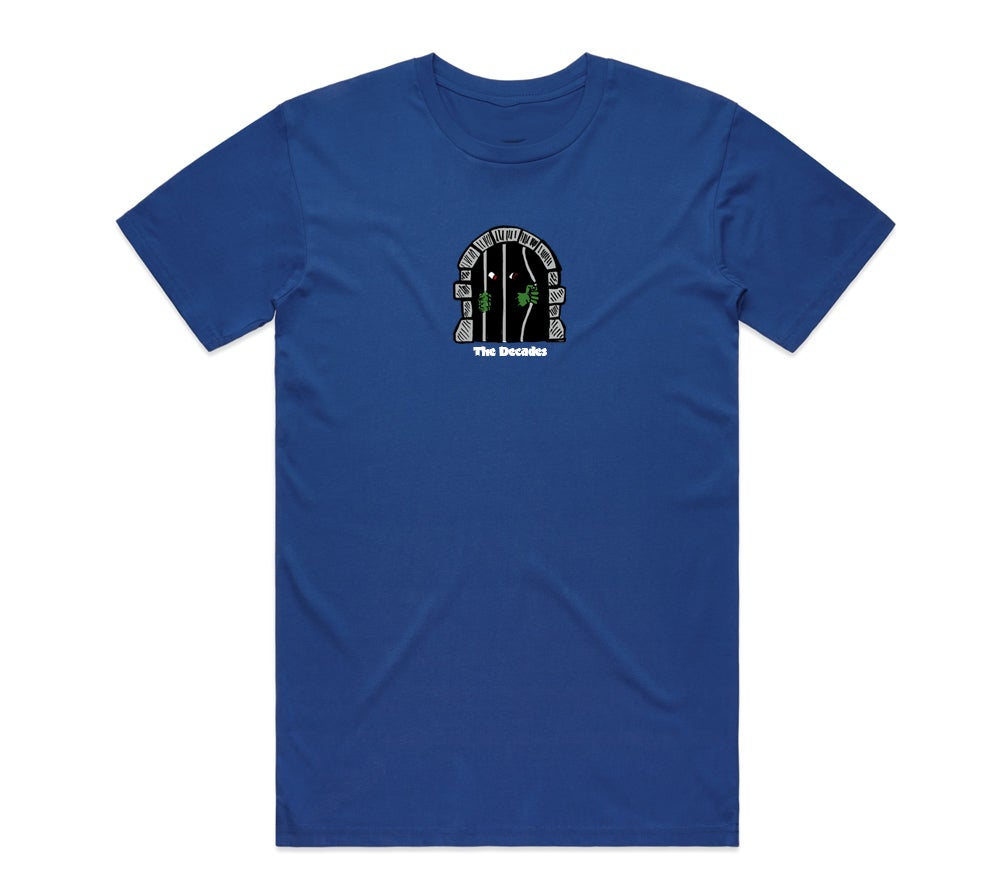 Image of Caged In Tee royal