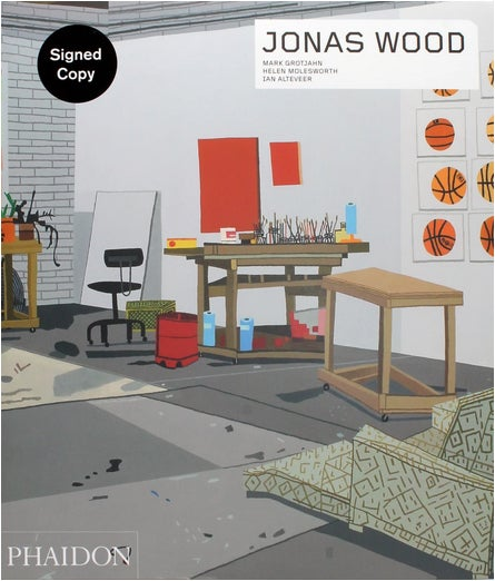 Image of Jonas Wood - Signed copy