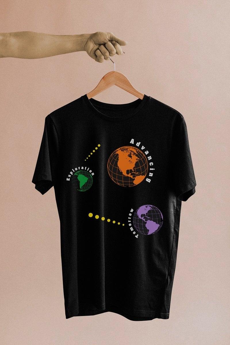 Image of S P A C E A G E T I Z D A L E - 2 (MERCH) T-shirt