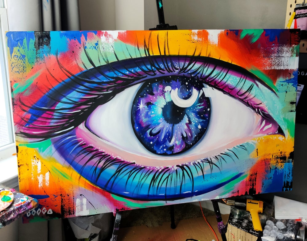 Image of Look within 2 - Canvas Print