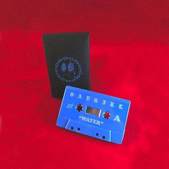 """Image of """"Water"""" Cassette - """"My Baby"""" Blue Edition"""