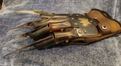 Image of Part 3 glove ** One finished and ready to ship NOW!!