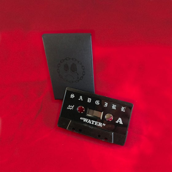 """Image of """"Water"""" Cassette - """"Murdered Out"""" Black Edition"""