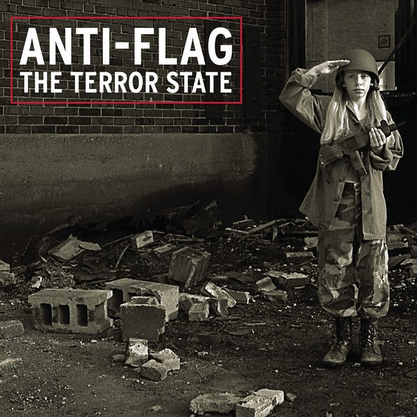 Image of Anti-Flag - The Terror State LP