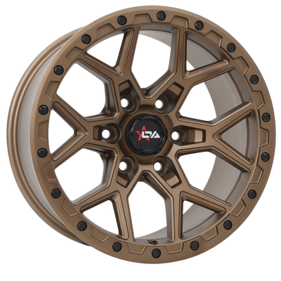 Image of Versus Wheels - PREDATOR - SATIN BRONZE