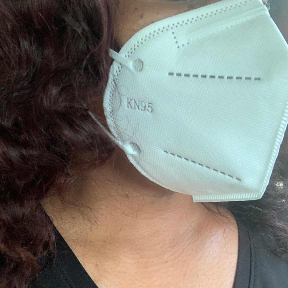 Image of KN 95 Mask  😷shipping now !