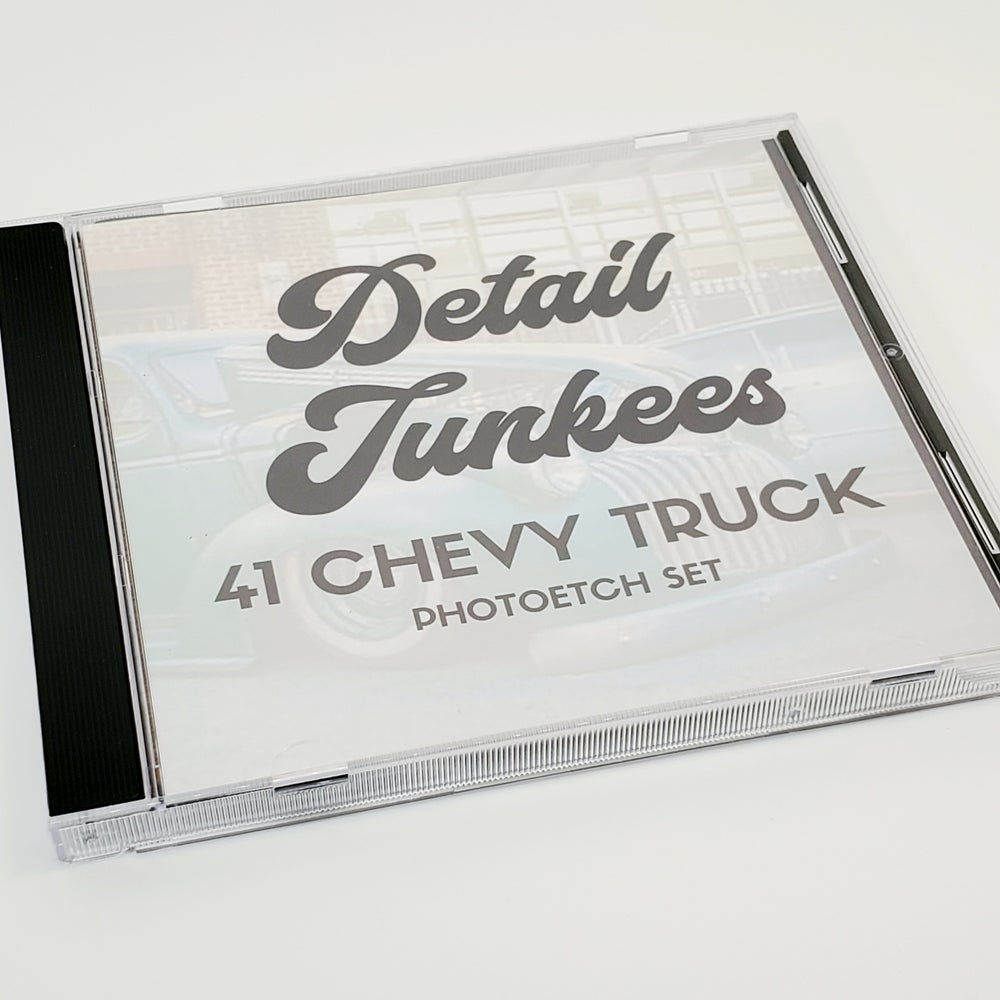 Image of 41 Chevy Truck Set (3 Available)