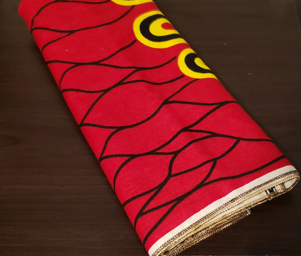 Ashanti Mahogany Wrap
